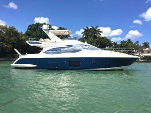 Used Azimut 53 Flybridge Mega Yacht For Sale