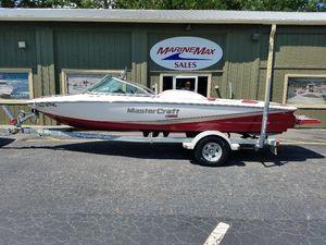 Used Mastercraft Prostar 197 High Performance Boat For Sale