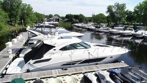 Used Sea Ray 54 Sundancer Mega Yacht For Sale