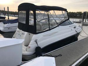 Used Stingray 250 CS Cuddy Cabin Boat For Sale