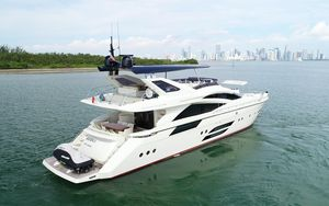 Used Dominator 800 Motor Yacht For Sale