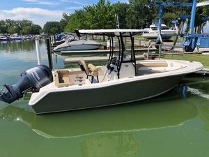 Used Tidewater 220 LXF Freshwater Fishing Boat For Sale