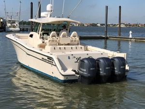 Used Grady-White 376 Sports Fishing Boat For Sale