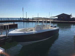 Used Sailfish 290 CC Freshwater Fishing Boat For Sale