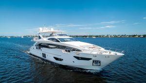Used Azimut 95 Raised Pilothouse Mega Yacht For Sale