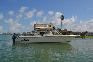 Used Pursuit 300 Center Console Center Console Fishing Boat For Sale