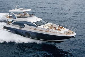 Used Azimut 72 Fly Mega Yacht For Sale