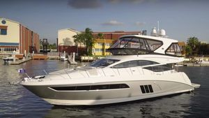 Used Sea Ray L 590 Fly Mega Yacht For Sale