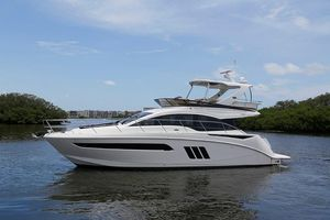 Used Sea Ray Fly 510 Motor Yacht For Sale