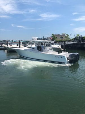 Used Southport 33LX Sports Fishing Boat For Sale