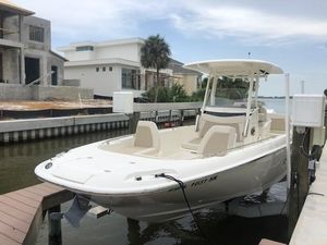 Used Boston Whaler 270 Dauntless Center Console Fishing Boat For Sale