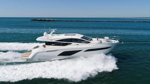 New Sea Ray L550 Mega Yacht For Sale