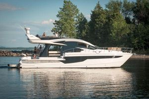 New Galeon 510 Skydeck Mega Yacht For Sale