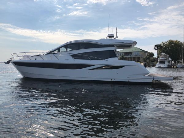 New Galeon 430 HTC Cruiser Boat For Sale