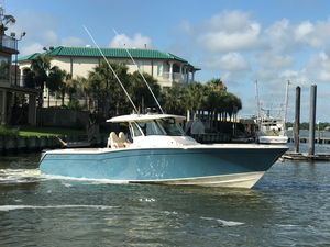 New Grady-White Canyon 376 Sports Fishing Boat For Sale