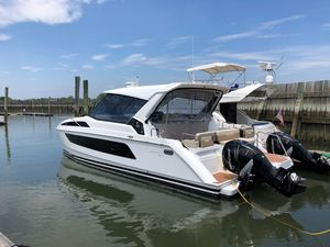 Used Aquila 36 Power Cat Motor Yacht For Sale
