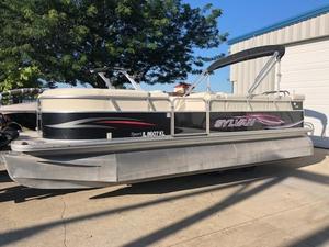 Used Sylvan SPORTSPORT Pontoon Boat For Sale