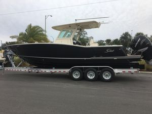 New Scout 320 LXF Center Console Fishing Boat For Sale