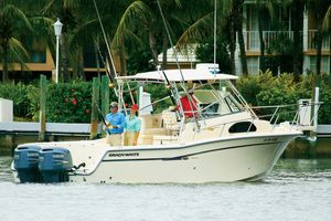 New Grady-White Marlin 300 Cuddy Cabin Boat For Sale