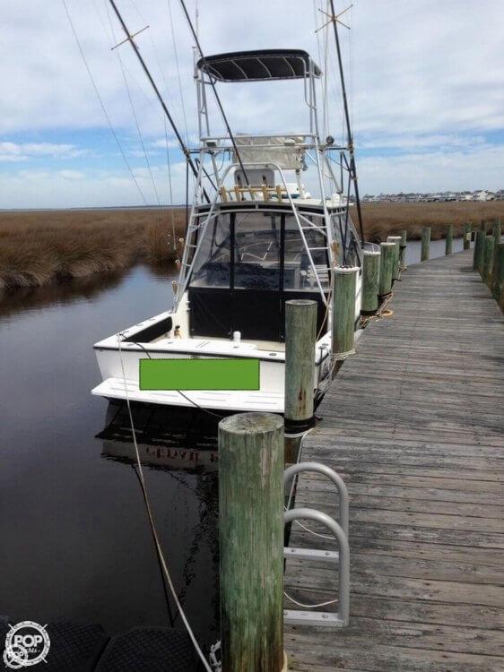 Used Carolina Classic 28 Sportfisherman Sports Fishing Boat For Sale