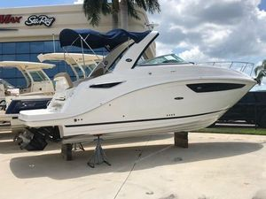 New Sea Ray 260 Sundancer Cuddy Cabin Boat For Sale