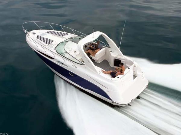 Used Bayliner 320 Cruiser Boat For Sale