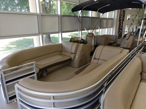 New Harris Solstice 240 Pontoon Boat For Sale