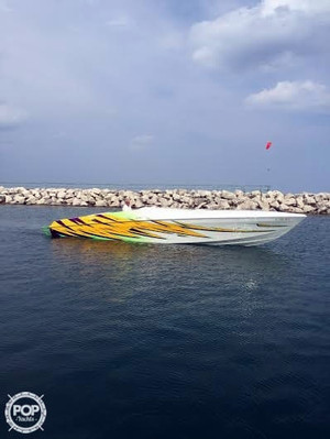 Used Outerlimits 37 Stilletto High Performance Boat For Sale