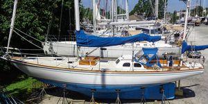 Used Cape Cod Mercer Cruiser Sailboat For Sale