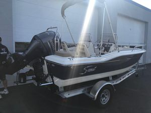 Used Scout Boats 175 Dorado Sports Fishing Boat For Sale