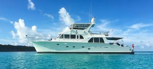 Used Cheoy Lee Yacht Fisherman Motor Yacht For Sale