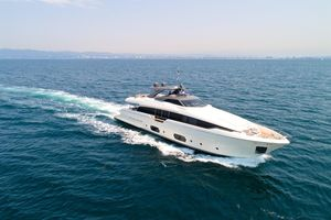 Used Ferretti Yachts Motor Yacht Raised Pilothouse Motor Yacht For Sale