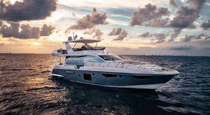 New Azimut 72 Flybridge Mega Yacht For Sale