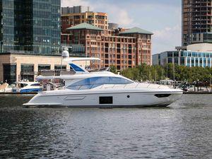 New Azimut 55 Flybridge Mega Yacht For Sale
