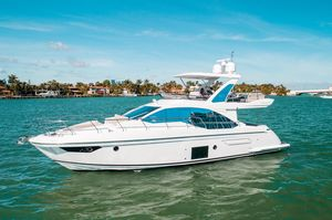 New Azimut 50 Flybridge Mega Yacht For Sale