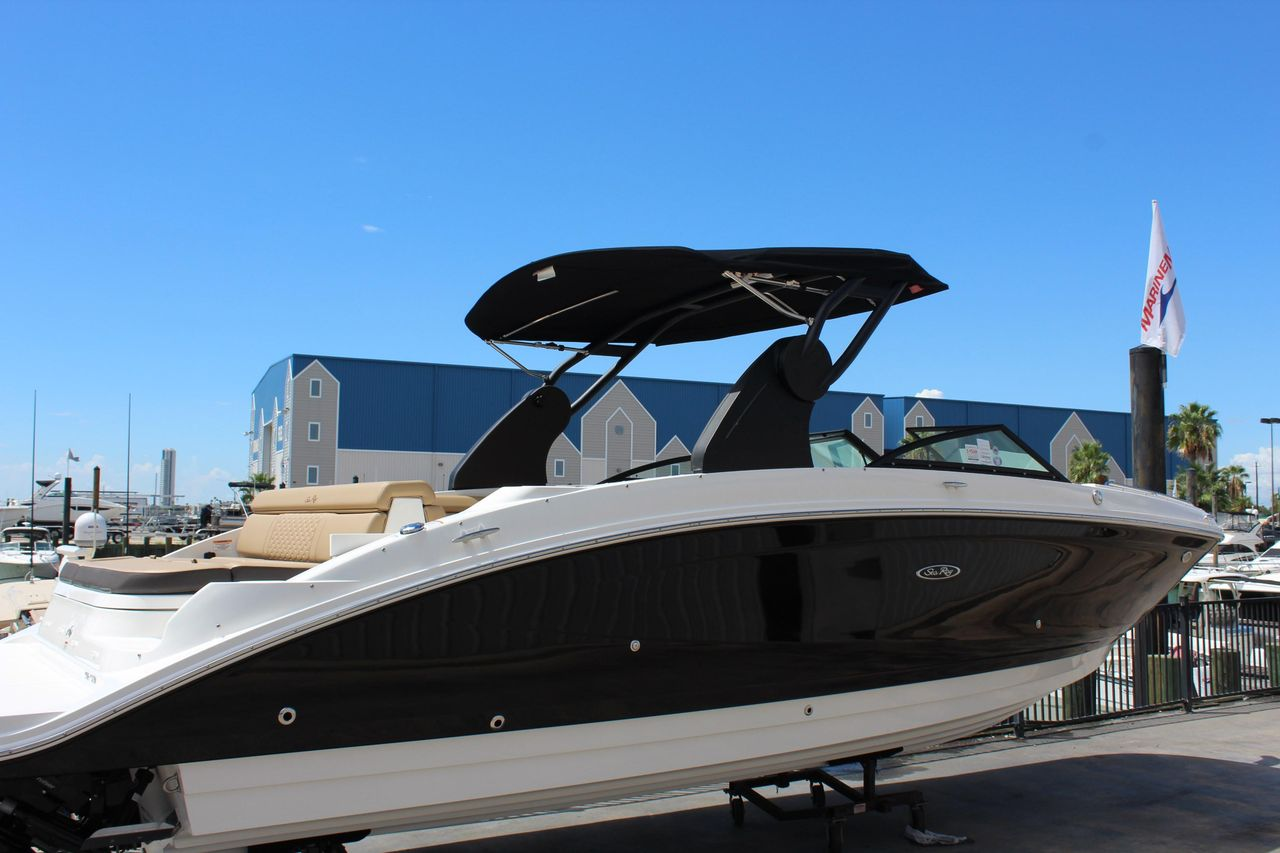 2019 New Sea Ray SDX 270 Bowrider Boat For Sale - Seabrook