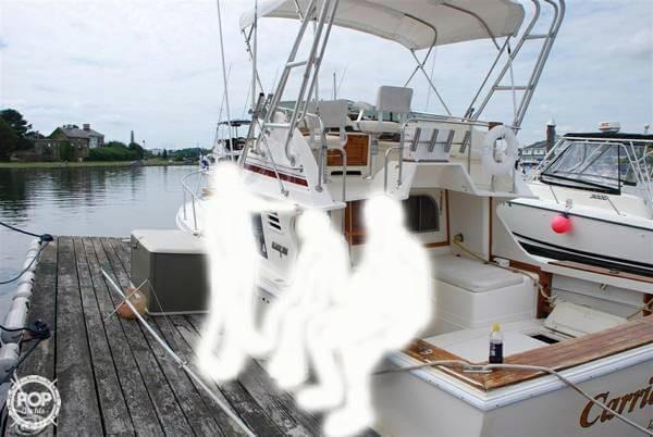 Used Blackfin 29 Flybridge Sports Fishing Boat For Sale