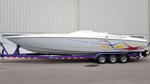 Used Baja 36 Outlaw High Performance Boat For Sale