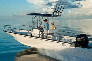 New Boston Whaler 210 Montauk Freshwater Fishing Boat For Sale