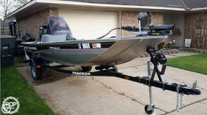Used Bass Tracker Pro Pro160 Bass Boat For Sale