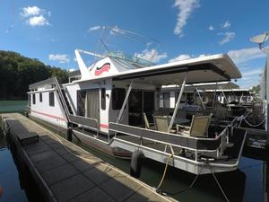 Used Sumerset 14 X 60 Widebody House Boat For Sale