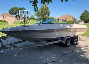 Used Blue Water 230 Bowrider Boat For Sale