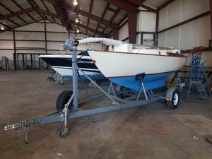Used Cape Dory Typhoon Weekender Daysailer Sailboat For Sale