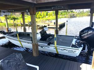 Used War Eagle Predator Freshwater Fishing Boat For Sale