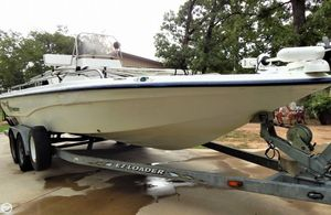 Used Fish Master Travis Edition 22 Center Console Fishing Boat For Sale