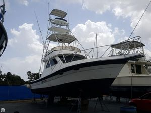 Used Sportcraft 36 Sports Fishing Boat For Sale