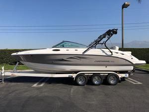 Used Chaparral 256 SSX256 SSX Deck Boat For Sale
