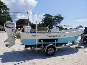 Used Panga 18 Center Console Fishing Boat For Sale