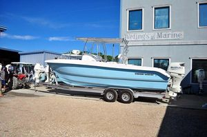 New Twin Vee 26 GF Power Catamaran Boat For Sale