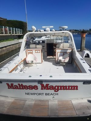 Used Magnum Express Cruiser Boat For Sale